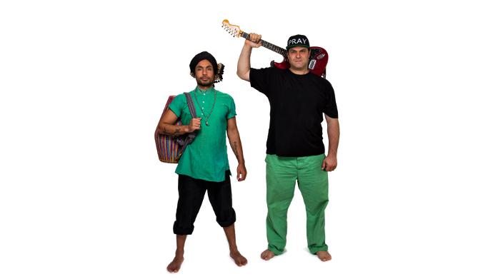 Gaura Vani & Visvambhar: Juggernauts