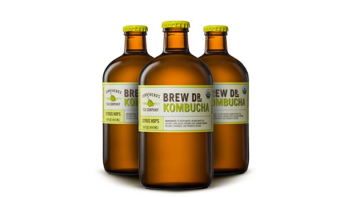 Townshend's Brew Dr. Kombucha