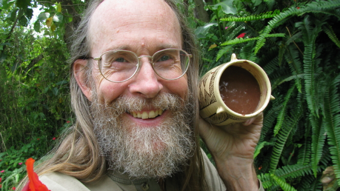 Keith Wilson (The Chocolate Shaman)
